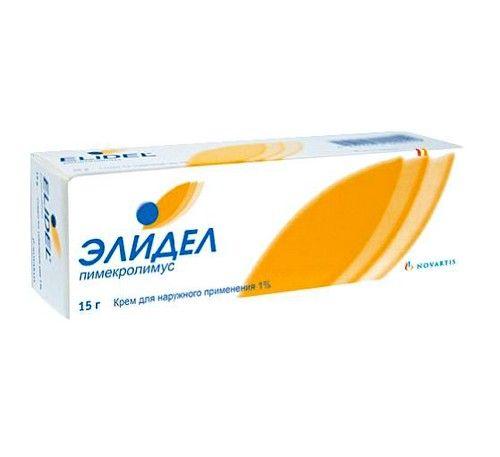 Элидел купирует приступ аллергии и оказывает противовоспалительное действие