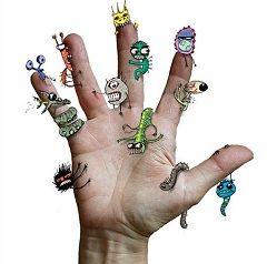 Какие микробы живут на руках