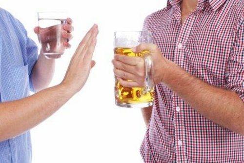 Picături de la alcoolism, dezgust pentru băuturi alcoolice