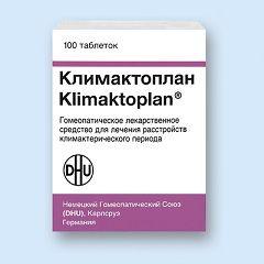Противоклимактерический препарат Климактоплан