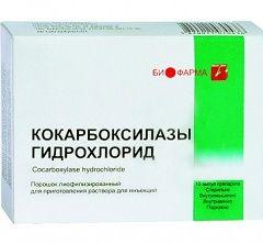 Кокарбоксилаза - витаминоподобный фермент