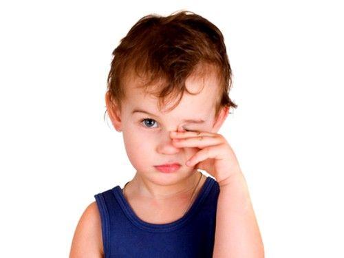 Konjuktivitis oka kod djece