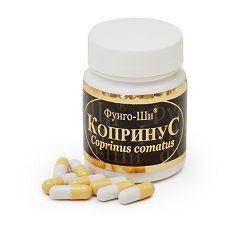 capsulele Koprinus