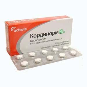 Кординорм в таблетках