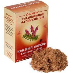 Червената корен - противовъзпалително средство
