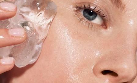 Как делается криомассаж лица