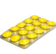 Лекарственная форма Ледина - таблетки