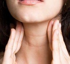 Увеличение лимфоузлов - основной симптом лимфаденита