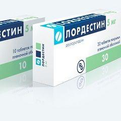 Противоаллергический препарат Лордестин