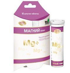 Витаминный препарат Магний плюс