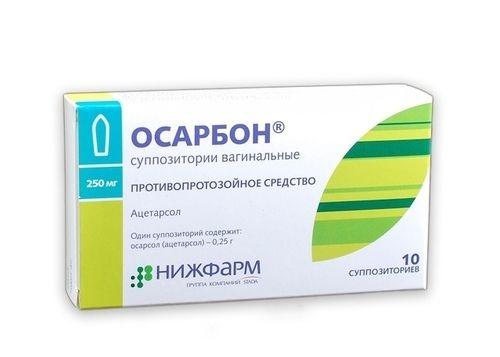Osarbon ima slične Makmiror kompleks farmakološkim svojstvima, cijena oko 150 rubalja.