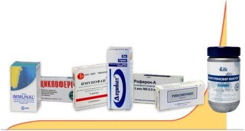 Tokom tretmana Makmiror preporučuje se da dobijete sredstva za obnovu imuniteta