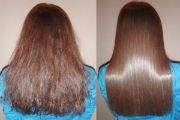 Маска для ламинирования волос в домашних условиях