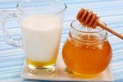 Мед от кашля, молоко с медом от кашля - как правильно применить?