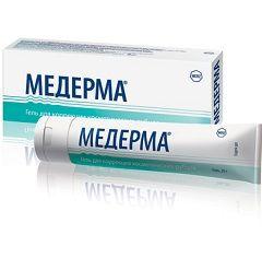 Гель для наружного применения Медерма