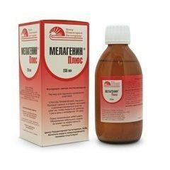 Пигментное средство Мелагенин Плюс