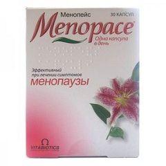 Витамины Менопейс
