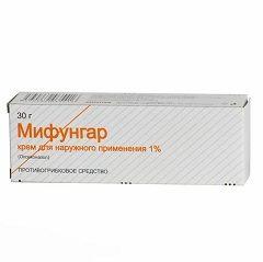 Противогрибковое средство Мифунгар