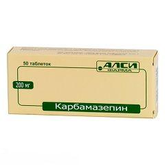 Carbamazepina - unul dintre medicamente pentru tratarea mioclonus