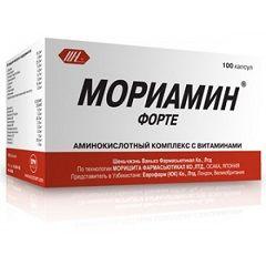 Аминокислотный комплекс Мориамин Форте