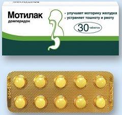 tablete Motilak