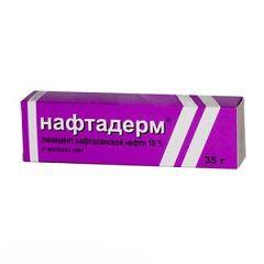 10% линимент Нафтадерм