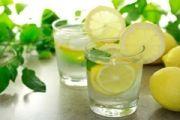 Напитки для нормализации обмена веществ