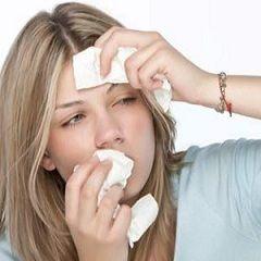 Насморк - воспаление слизистой носа
