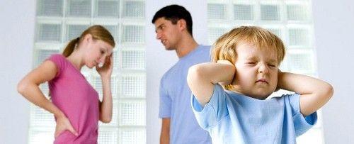 конфликтные ситуации между близкими могут быть причиной нервных срывов