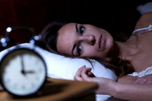 Бессонница - симптом нервного срыва