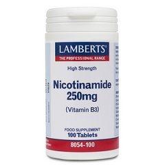 Никотинамид в форме таблеток по 250 мг