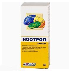 Сироп Ноотроп