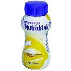 Нутридринк со вкусом банана