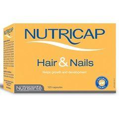 БАД Нутрикап для здоровья волос и ногтей