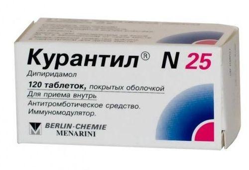 Zvočna kot antitrombotično sredstvo, uporabljeno v aterosklerozo spodnjih okončin