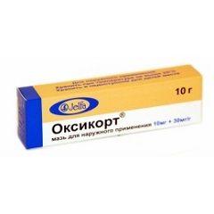 Оксикорт - аналог Окситетрациклина