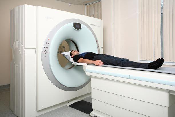 Компьютерная томография используется на ранней стадии диагностики