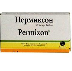 Kapsule 160 mg Permikson
