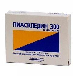 Капсулы Пиаскледин 300 мг