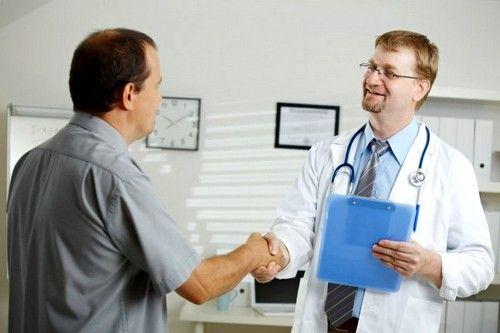 Прием у врача