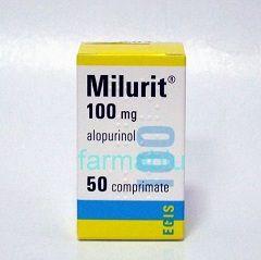 Милурит - препарат, применяющийся при лечении подагры
