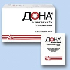 Препарат Дона - средство для лечения остеопороза