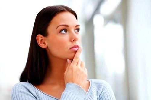 Glavni uzrok erozije - hormonalnih poremećaja