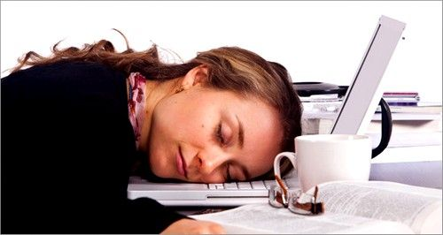 чувство постоянной усталости - общий признак диабета