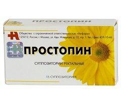 Prostopin - sredstvo za liječenje prostatitisa