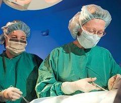 Хирургическая операция - метод лечения рака эндометрия