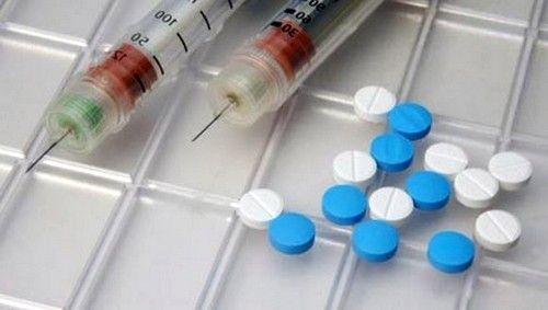 Интенсивная терапия химическими препаратами