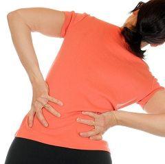 Растяжение мышц