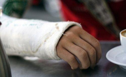 Turnarea îmbinării încheietura mâinii