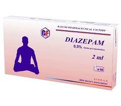 Диазепам – аналог Реланиума